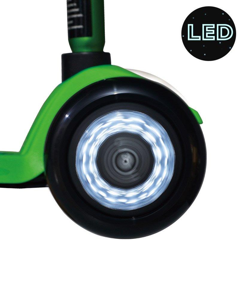 Micro LED Wheel Whizzer