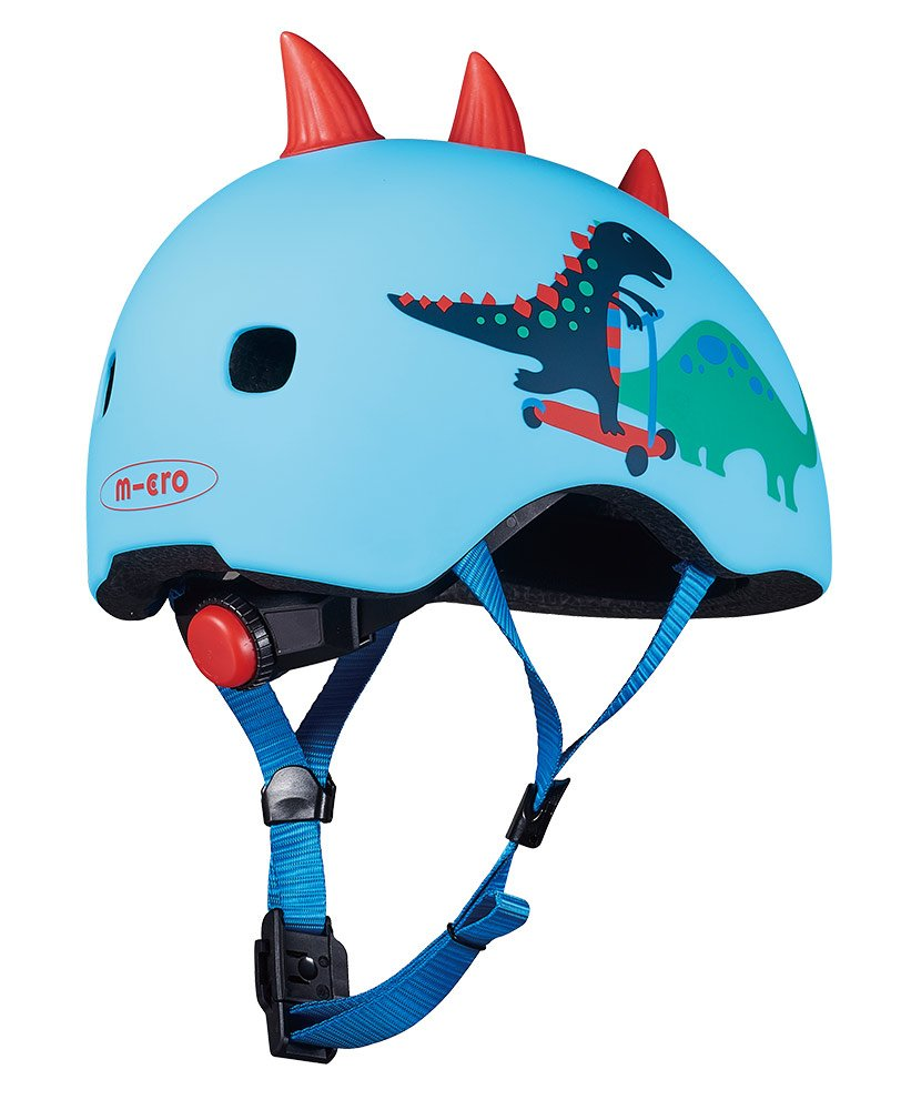 Micro Helmet 3D Scootersaurus MD