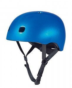 Micro Helmet Blue MD