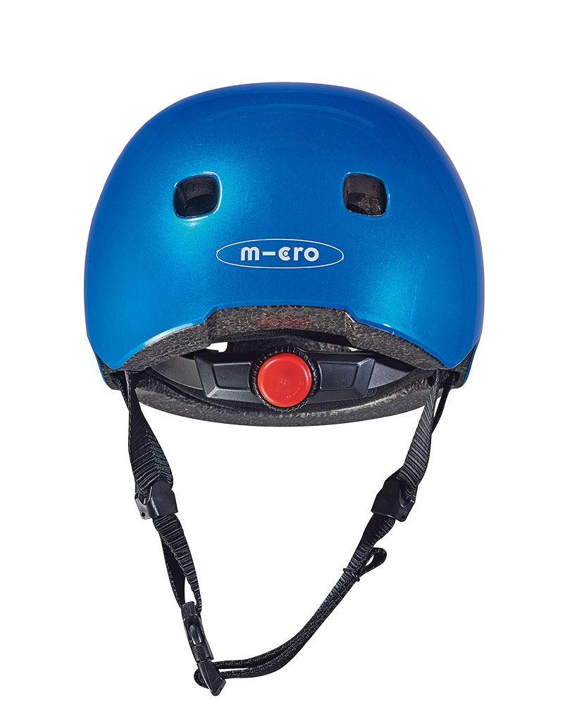 Micro Helmet Blue MD