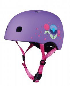 Micro Helmet Floral MD