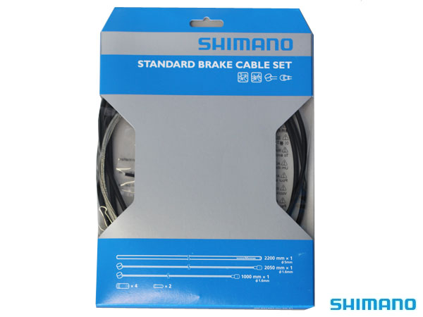 Shimano Brake Cable Set MTB Stainless | Y80098021