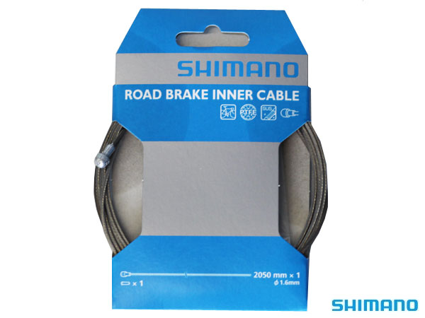 Shimano Brake Inner Cable Road PTFE Stainless Dura-Ace | Y80098320