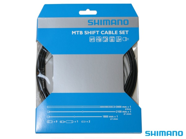 Shimano OT-SP41 MTB Shift Cable Set Stainless | Y60098021