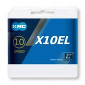 X10EL Chain 10 Speed KMC Silver