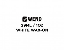 WEND Chain Lube 29ml White Wax-On Pocket