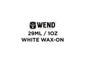 WEND Chain Lube 29ml White Wax-On Pocket