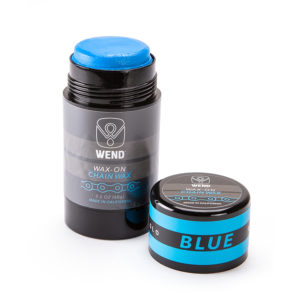 WEND Chain Lube Blue 80ml Wax-On Stick