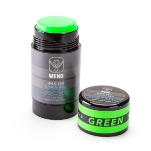 WEND Chain Lube Green 80ml Wax-On Stick