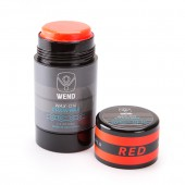 WEND Chain Lube Red 80ml Wax-On Stick