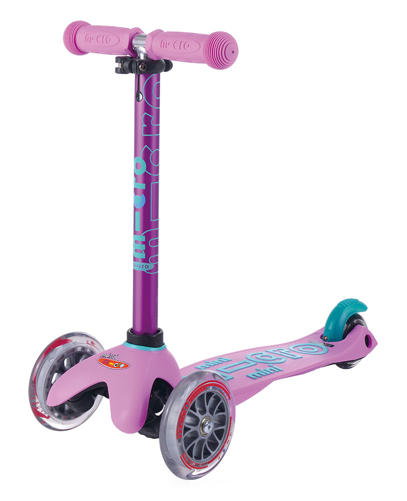Mini Micro Deluxe Lavender | Micro Scooters Perth | Kids Scooters