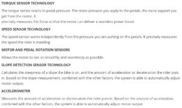 PedalPlus 6 Sensor Technology