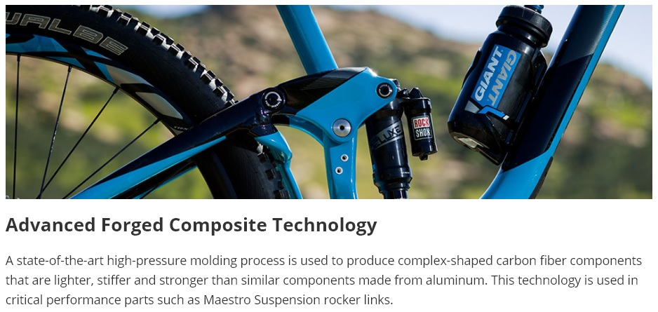 Advanced Forged Composite Technology
