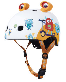 Micro Helmet 3D Monster SM | Micro Scooters Perth