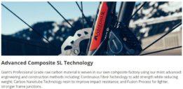 Advanced Composite SL Technology