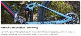 FlexPoint Suspension Technology