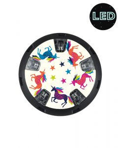 Micro LED Wheel Whizzer Unicorn | Micro Scooters Perth