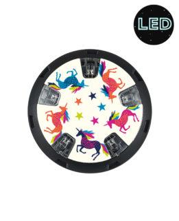 Micro LED Wheel Whizzer Unicorn   Micro Scooters Perth