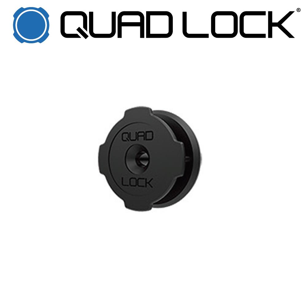 Quad Lock Adhesive Wall Mount   Mobile Phone Mounting System
