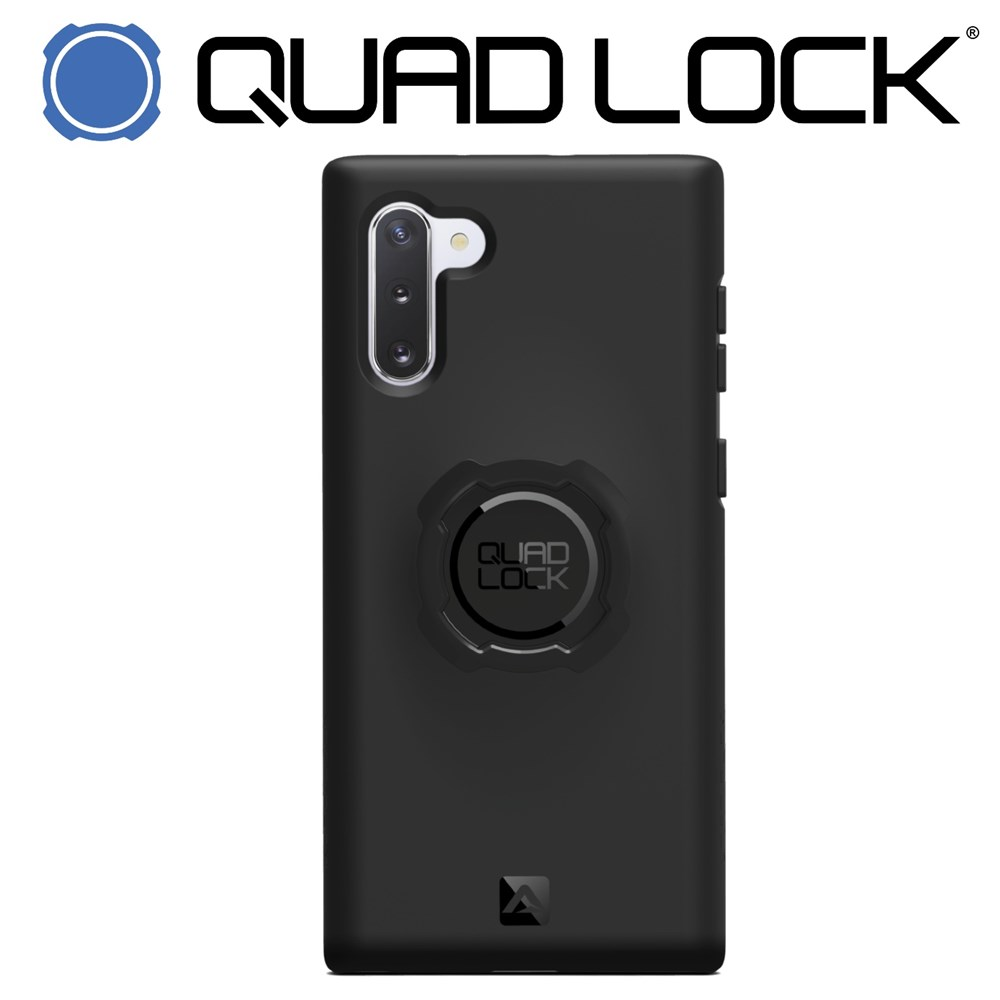 Quad Lock Samsung Galaxy Note10 Case   Mobile Phone Mounting System