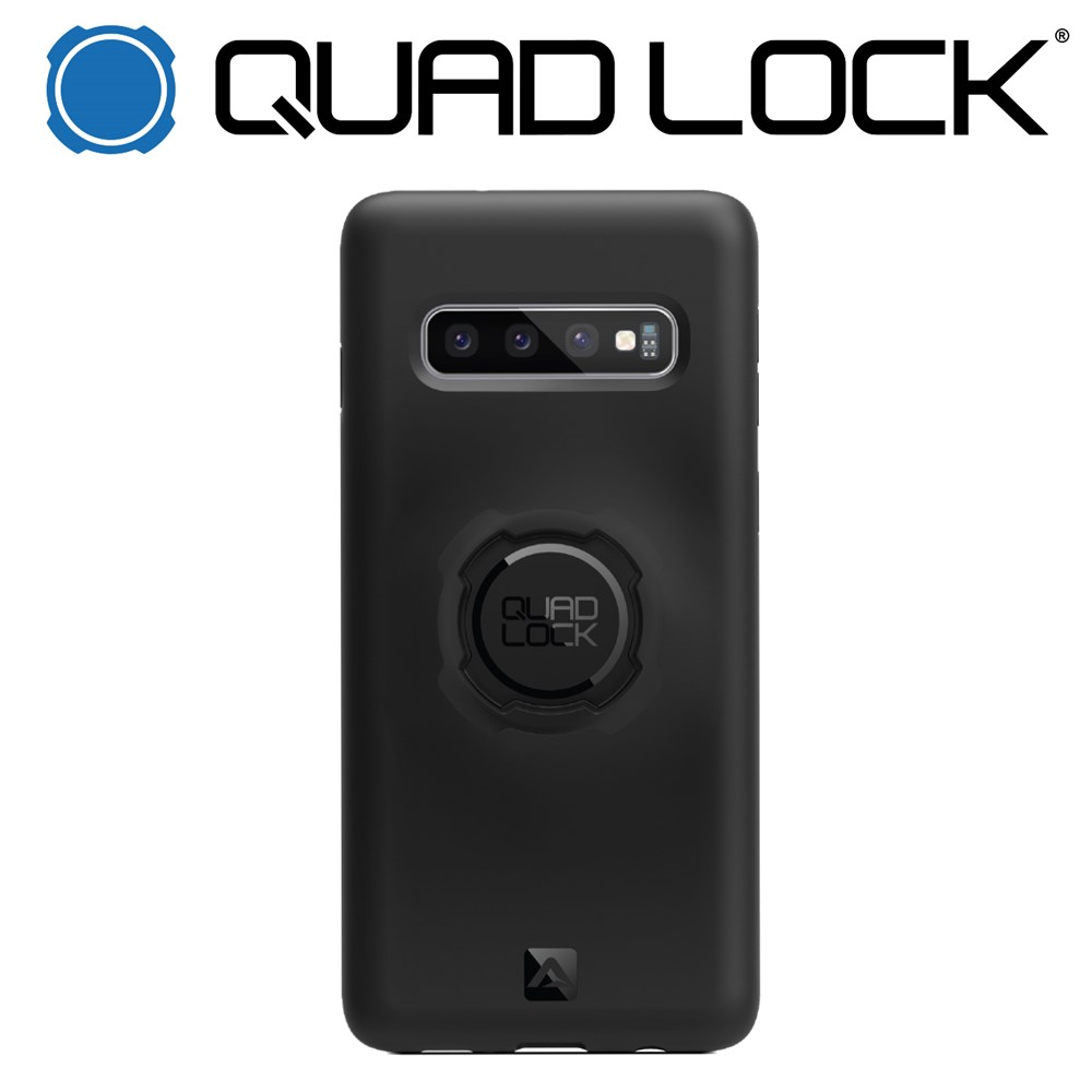 Quad Lock Samsung Galaxy S10 Case   Mobile Phone Mounting System