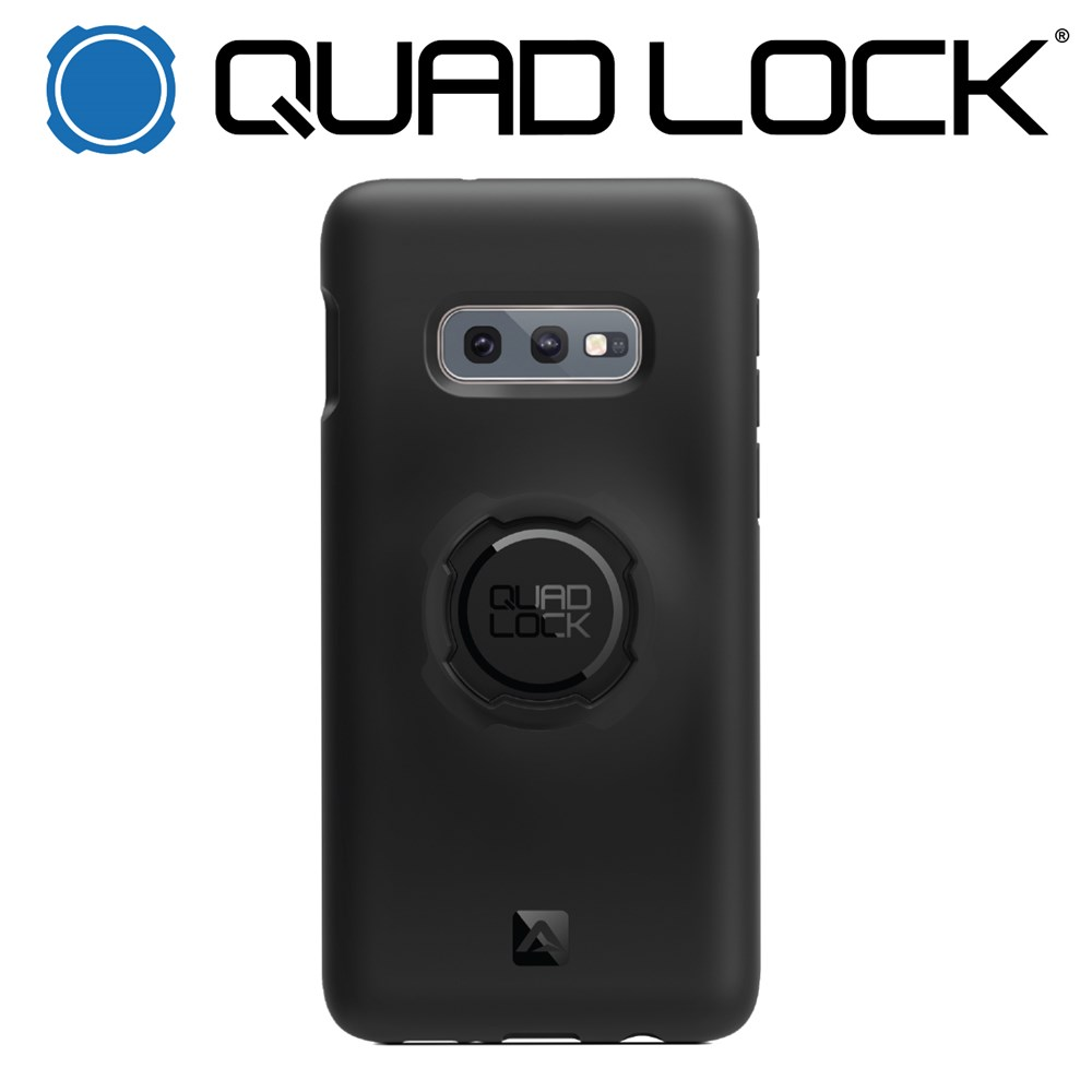Quad Lock Samsung Galaxy S10E Case   Mobile Phone Mounting System