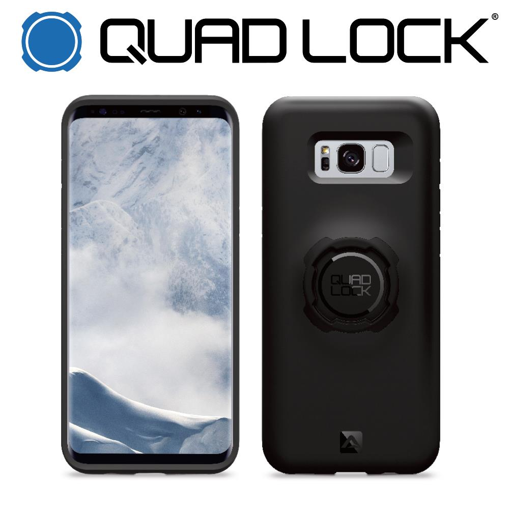Quad Lock Samsung Galaxy S8 Plus Case | Mobile Phone Mounting System