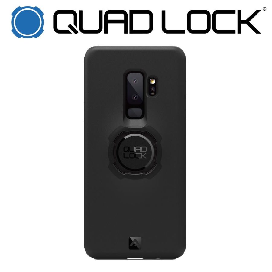 Quad Lock Samsung Galaxy S9 Plus Case   Mobile Phone Mounting System