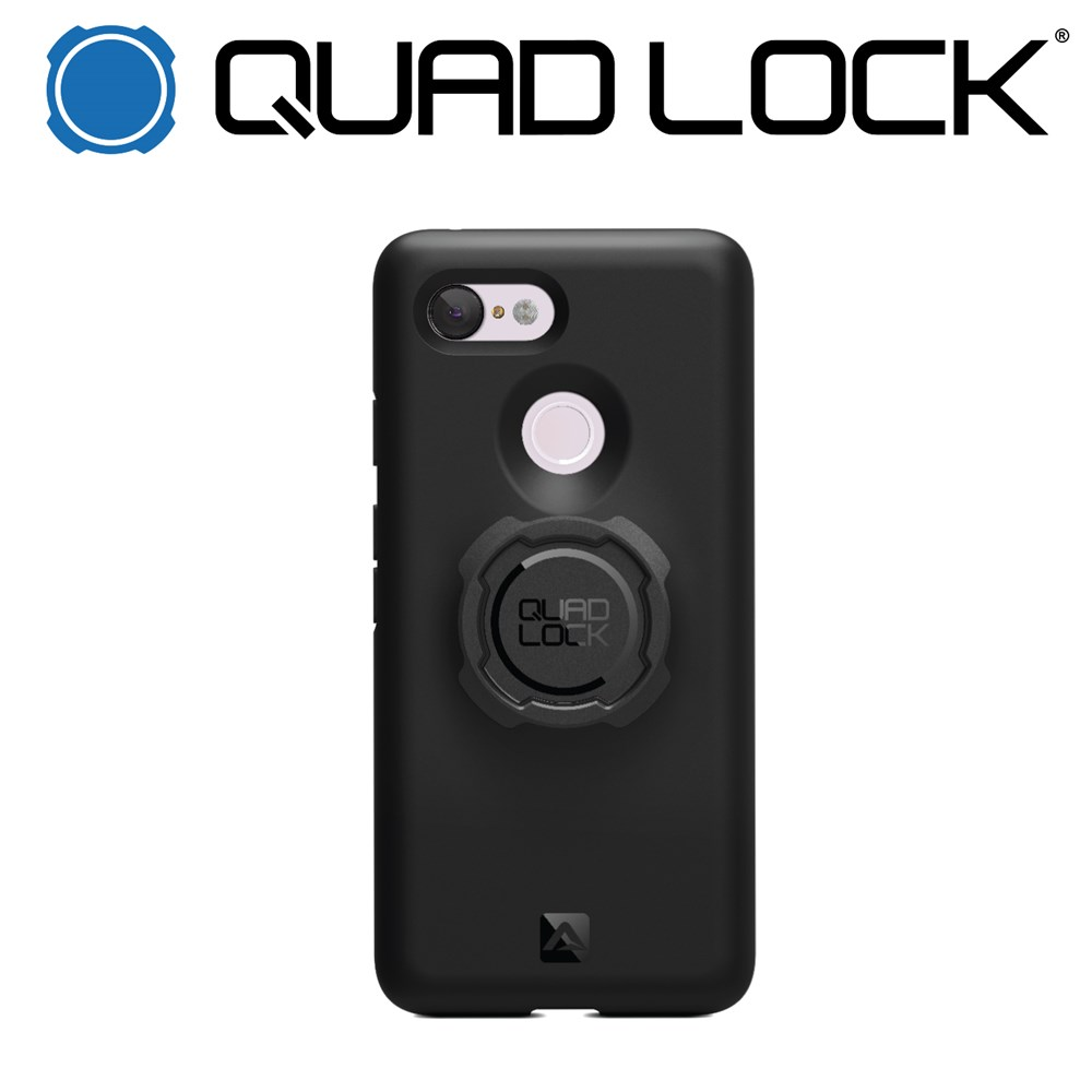Quad Lock Google Pixel 3 Case   Mobile Phone Mounting System