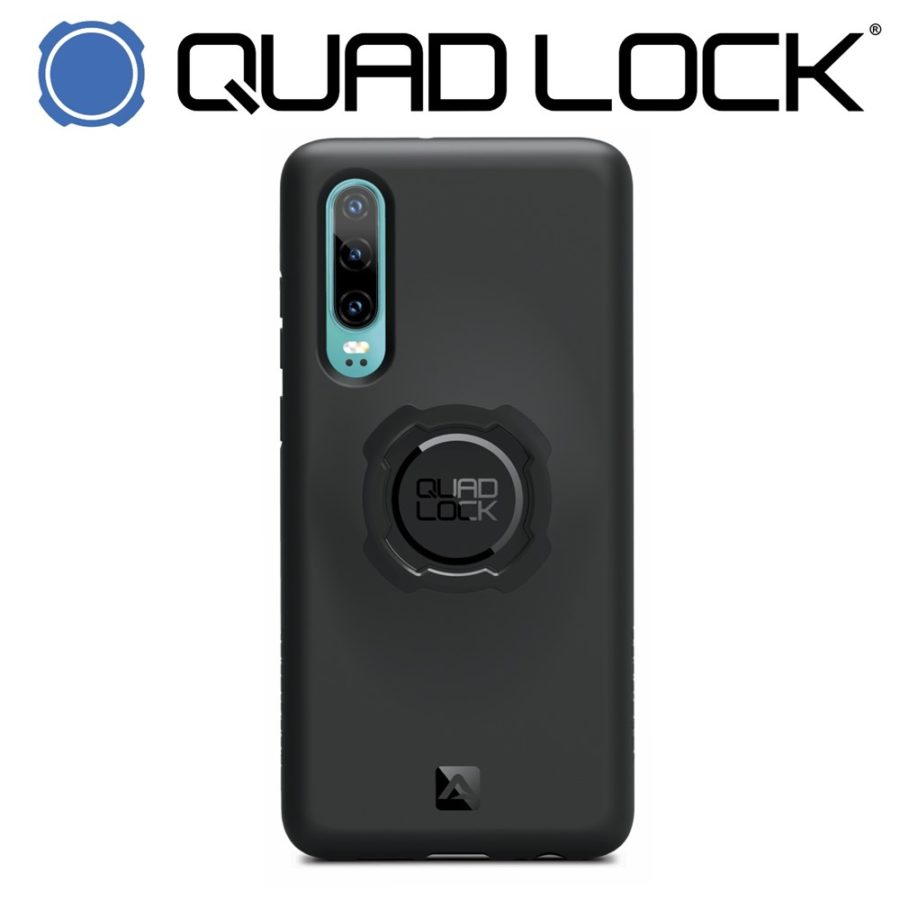 Quad Lock Huawei P30 Case | Mobile Phone Mounting System