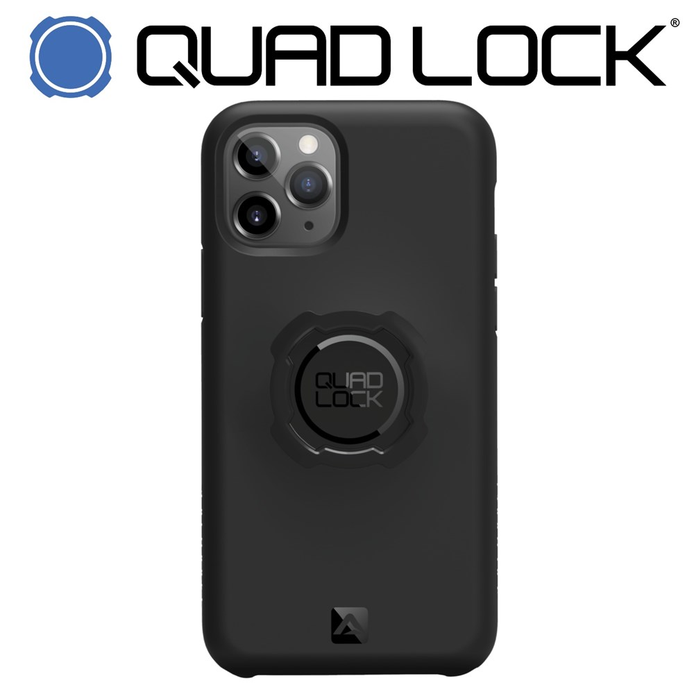 Quad Lock iPhone 11 Pro Max Case | Mobile Phone Mounting System