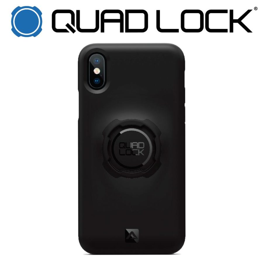 Quad Lock iPhone X Case | Mobile Phone Mounting System