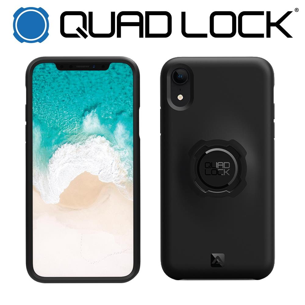 """Quad Lock iPhone XR 6.1"""" Case 