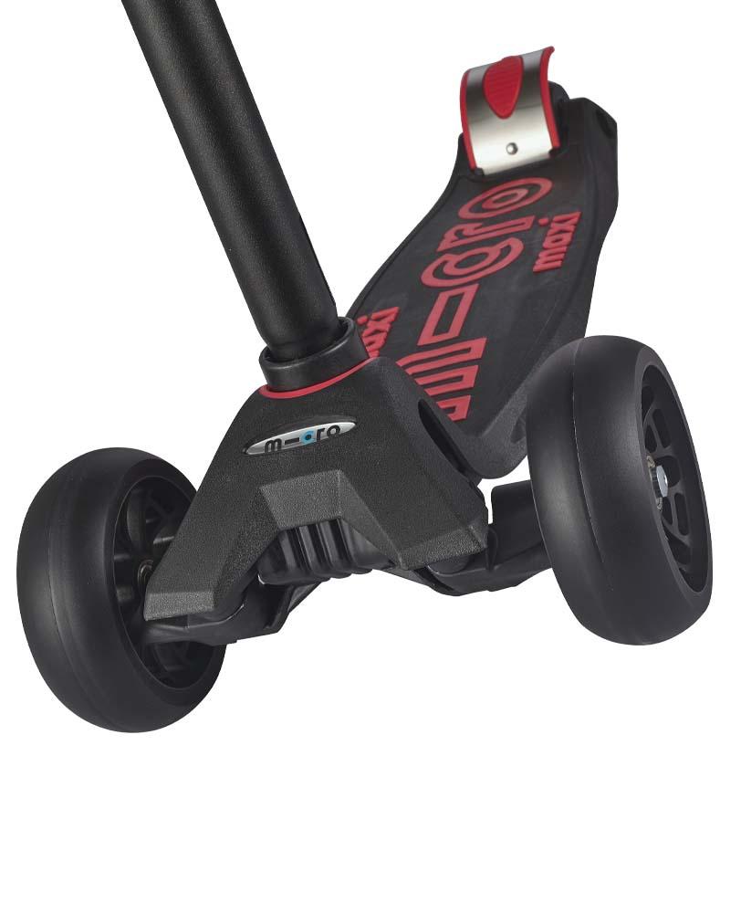 Maxi Micro Deluxe Pro Black | Micro Scooters Perth