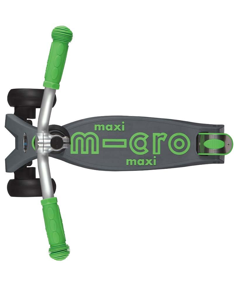 Maxi Micro Deluxe Pro Grey | Micro Scooters Perth