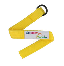 Micro Scoot N Pull Yellow   Micro Scooters Perth