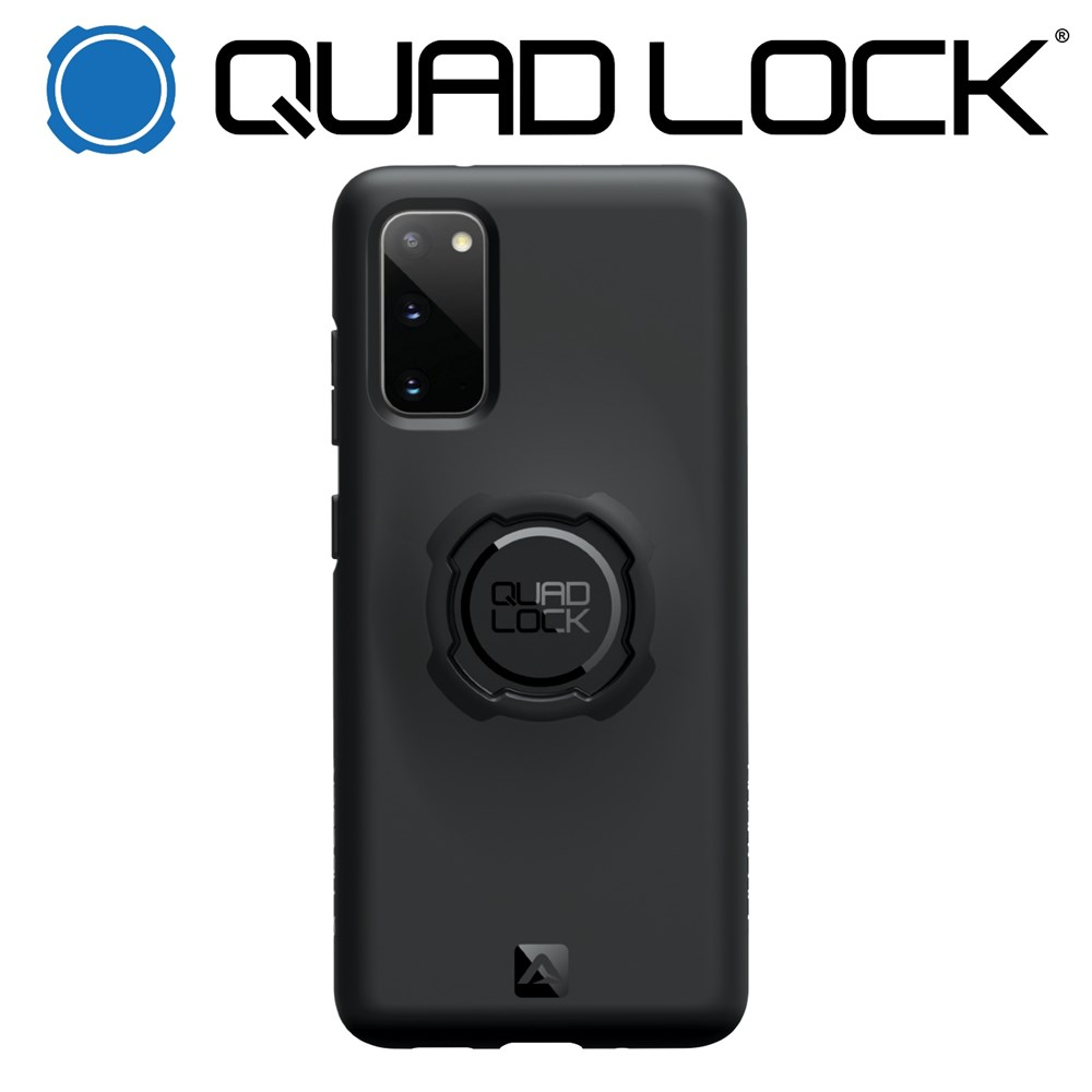 Quad Lock Samsung Galaxy S20 Case   Mobile Phone Mounting System