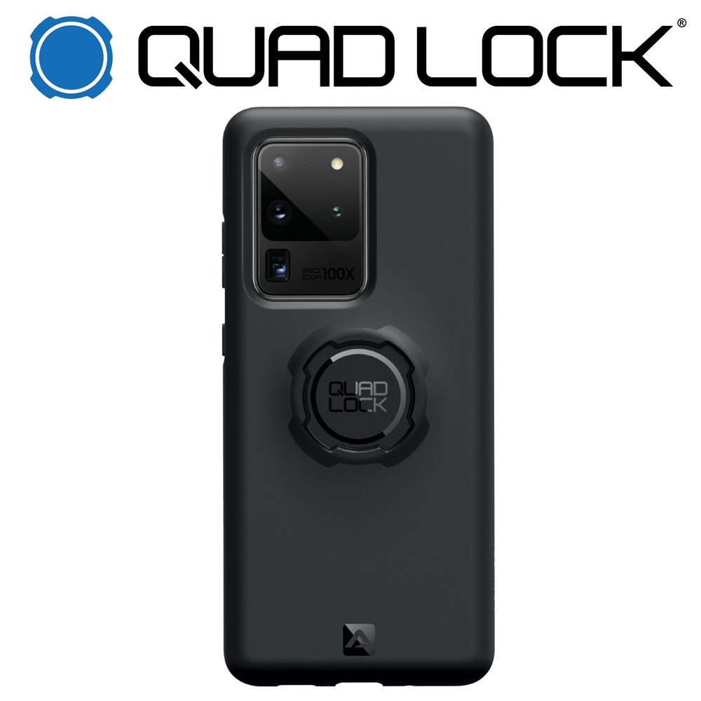 Quad Lock Samsung Galaxy S20 Ultra Case   Mobile Phone Mounting System
