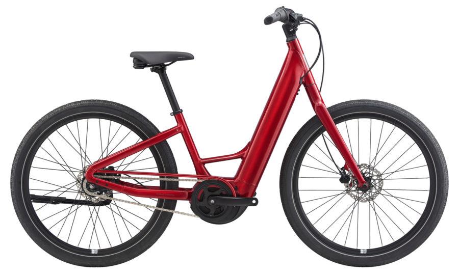 2021 Vida E-Bike LDS Red | Giant E-Bikes Perth