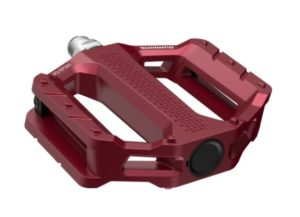 Shimano PD-EF202 Pedals Red   Shimano Pedals