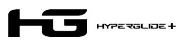 HyperGlide | HyperGlide+