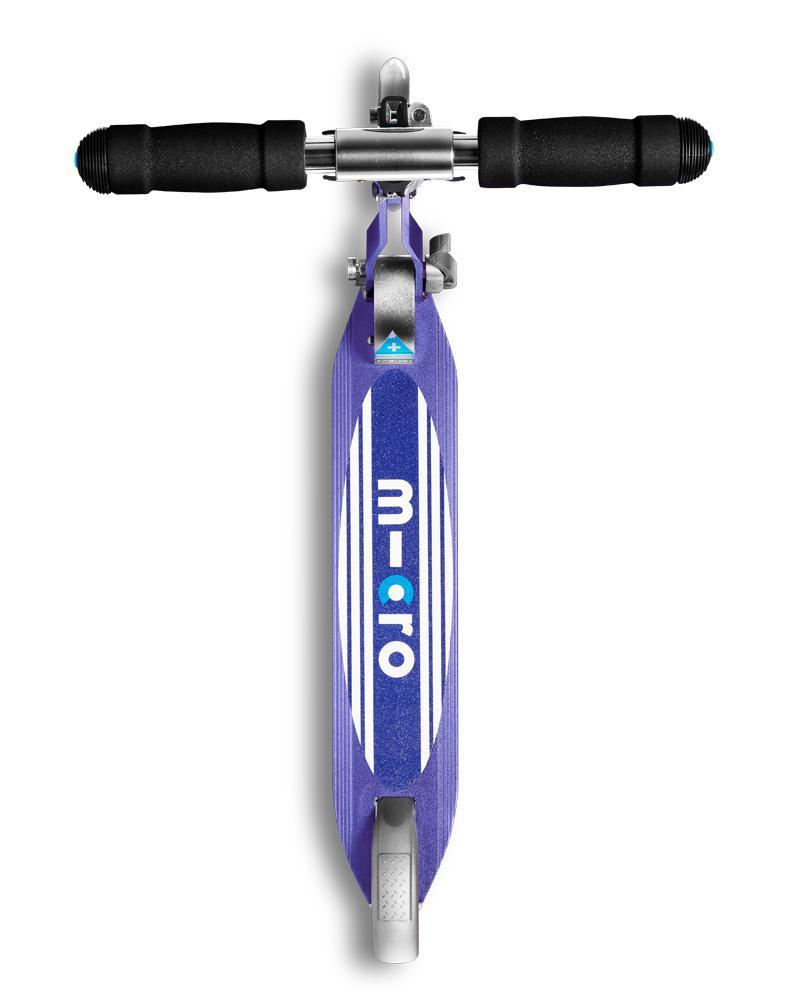 Micro Sprite Led Blue Stripe | Micro Scooters Perth