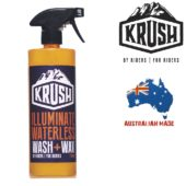 Krush Waterless Wash and Wax