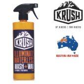 Krush Waterless Wash and Wax