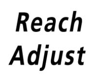 Shimano Reach Adjust
