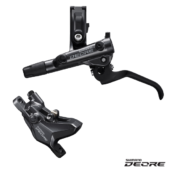 BR-M6100 Rear Disc Brake Deore BL-M6100 Left Lever