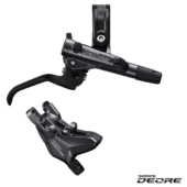 BR-M6100 Front Disc Brake Deore BL-M6100 Right Lever