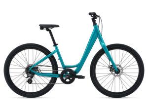 2021 Momentum Vida Low Step Teal   Giant Bikes Perth
