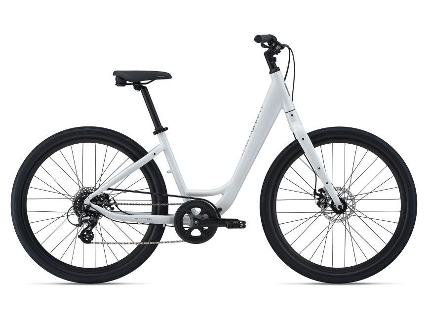 2021 Momentum Vida Low Step White | Giant Bikes Perth