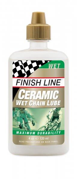 Finish Line Ceramic Wet Chain Lube 120ml